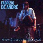 Fabrizio De André (Antologia nera)