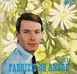 Tutto Fabrizio de Andre
