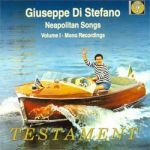 Neapolitan songs volume 1